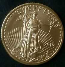 2016 $5 1/10oz Gold American Eagle