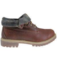 Timberland Earthkeepers 6 inch AF Roll Top Mens Leather Lace Up Boots 6831A U112