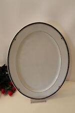 """Eschenbach Idea """"Cardiff"""" Servpierplatte Platte oval 32 cm Porzellan Neuware"""