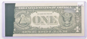 (4 Items) Mix of Currency Errors: Ink Smears, and More