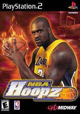 NBA Hoopz (Sony PlayStation 2, 2001)