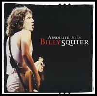 BILLY SQUIER - ABSOLUTE HITS CD ~ THE STROKE 80's *NEW*