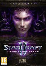 STARCRAFT II 2 HEART OF THE SWARM EN CASTELLANO NUEVO PRECINTADO  PC