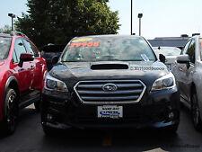 2003-2008, 2015-2017 Hood Scoop for Subaru Legacy by MrHoodScoop UNPAINTED HS005
