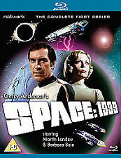 Space 1999 - Complete Series 1 --- Blu-Ray Boxset