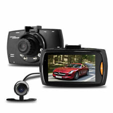 HD 1080P Dual Lens Car DVR Camera Dash Cam Vehicle Video Recorder Night Vision