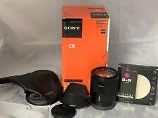 Sony SEL1670Z Vario-Tessar T* E 16-70mm f/4 ZA OSS Lens