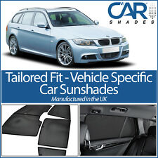 BMW 3 Series Estate 2005-12 UV CAR SHADES WINDOW SUN BLINDS PRIVACY GLASS TINT