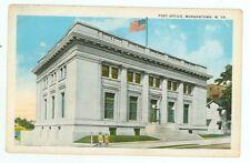 Post Office, Morgantown, West Virginia (MorgantownWV7*) 1915-1930 era