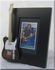 KEITH URBAN Miniature Guitar Frame