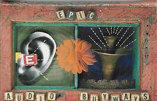 Various Epic Audio Buyways 404-501 '94 CASSETTE PROMO  Electronic Rock Pop Rap