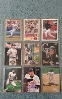 Vinny Castilla Baseball Card Mixed Lot approx 33 cards