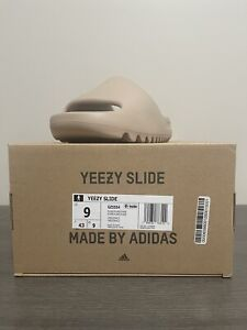 Yeezy Slide Pure GZ5554 Size 9 NEW AUTHENTIC **SHIPS TODAY**