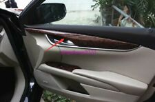 Agate pattern Car Inner Door Panel Decor Cover Trim For Cadillac XTS 2013-2017