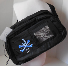 NikeLab Undercover Gyakusou Cross Shoulder/Duffle Carry Bag Lightweight Black