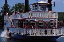 Letrero De Metal 794081 Paddle Riverboat Scarlett O'hara A4 12x8 Aluminio