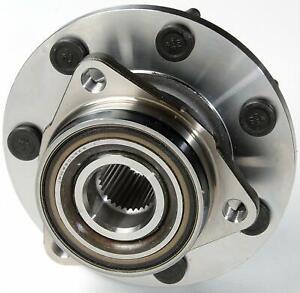 NEW MOOG Wheel Bearing & Hub Assembly Front 515022 Ford F-150 7 Lug 4WD 1997-01