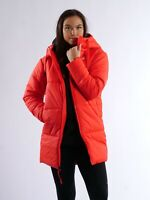 Nike Thermore Synthetic Fill Reversable Parka Womens UK Size S 939358-634