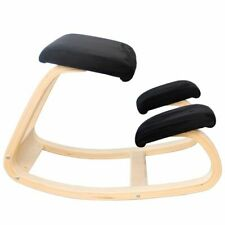 Kneeling Chair Stool Rock Wooden Computer Posture  Chair Design  Correct Posture