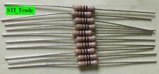 10  Ohm 0.5W 1/2 Watt 10% CF  Resistors Qty 10 - Bonus!
