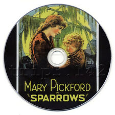 Sparrows (1926) Silent Drama Movie on DVD