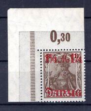 Danzig 27I BOGENECKE ** POSTFRISCH (B1848