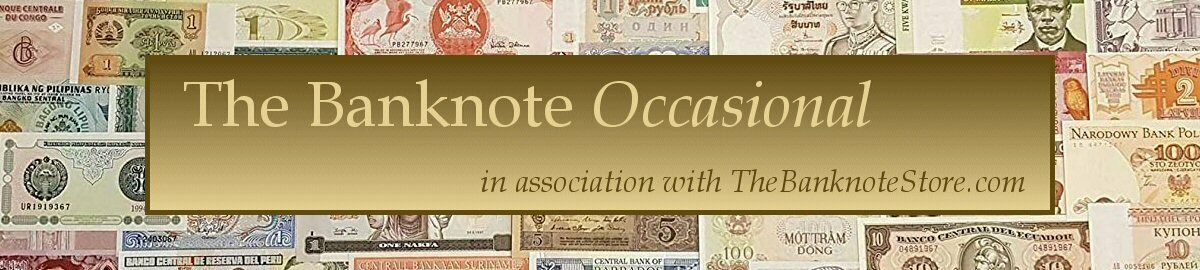 The Banknote Occasional