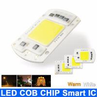 220/110V 20/30/50/100W LED COB Chip Plant Growing Light Full Spectrum Waterproof