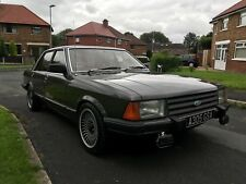 ford granada mk2  3 FORMER KEEPERS, WAX OILED, 12 MONT MOT, STUNNING
