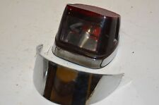 Harley-Davidson tail light assembly with Shield