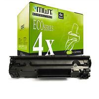4x ECO Toner für Canon I-Sensys MF-4410 MF-4430 MF-4780-w MF-4750 MF-4580-dn