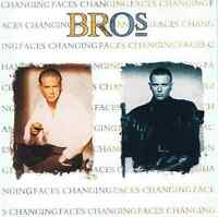 Bros - Changing Faces CD NEU