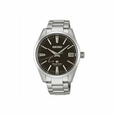 ** Grand Seiko Sbga101 Spring Drive 9r65 40.5mm Stainless Steel Watch
