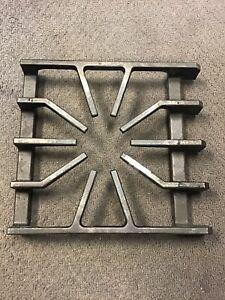 002817-000 007323-000 Viking Gas Range Oven Stove Cast Iron Burner Grate