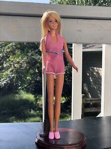 Vintage The Sunset Malibu FRANCIE Barbie Doll Twist 'n Turn  MATTEL 1971