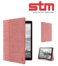 STM Atlas Lightweight Flip Folio Protective Case for 12.9-Inch iPad Pro - Red