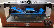 M2 MACHINES 1/24 DETROIT MUSCLE RELEASE 55B 1966 FORD MUSTANG FASTBACK 2+2 40300
