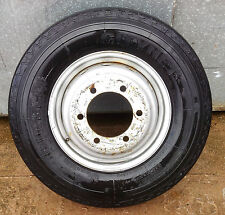 NEW USED 255/75 R16 PIRELLI CITYNET TYRE ON IVECO DAILY 6.5 TON RIM