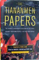 THE TIANANMEN PAPERS - THE CHINESE LEADERSHIP'S DECISION TO USE FORCE