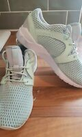 Asics Gel-Lyte Komachi H7R5N Womens Trainers UK 4.5 Pale Green Sports Shoes