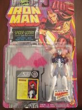 Marvel Comics Iron Man SPIDER-WOMAN Action Figure - Toy Biz - NEW