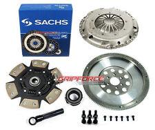 SACHS-FX HYPER 3 CLUTCH KIT & RACE FLYWHEEL 99-05 VW JETTA TDI 1.9L TURBO DIESEL