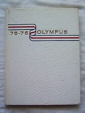 1976 APOLLO HIGH SCHOOL YEARBOOK, GLENDALE, ARIZONA --  OLYMPUS