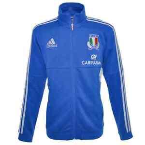 Adidas - FIR ANTHEM JACKET - GIACCA  RUGBY ITALIA  - art.  Z43432