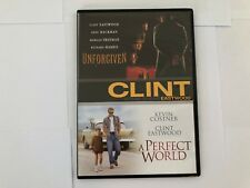 Clint Eastwood A Perfect World & Unforgiven DVD New In Slimline Case.