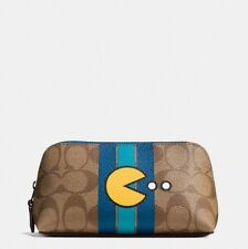 COACH PAC MAN SIGNATURE F56714 Limited Edition Sold Out Online & In Stores