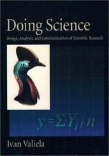 Doing Science: Design, Analysis, and Communication of Scientific Resea-ExLibrary