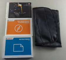 Board portefeuille + Handleiding Seat Leon III van 05/2014