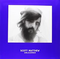 SCOTT MATTHEW - UNLEARNED  VINYL LP NEU
