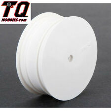 Team Losi Racing TLR43009 Front Wheel 12mm Hex White (2): 22 3 Fast ship+ track#